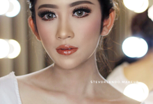 Sister Of Bride Makeup for Miss Chelline by StevOrlando.makeup