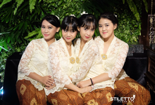 Traditional wedding / wedding adat part II by STILETTO PAGAR AYU