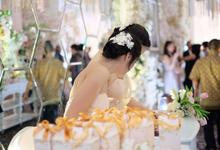Wedding 2017 ( part III ) - 2018 by STILETTO PAGAR AYU