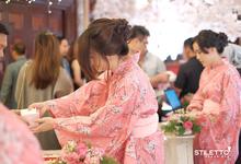 Wedding 2018 ( part 1) by STILETTO PAGAR AYU
