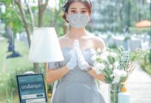 New normal wedding  by STILETTO PAGAR AYU