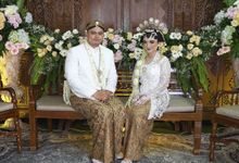 The Wedding Dita & Dimas by Zandrew Videography