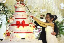 The Wedding Djodi & Stefi by Zandrew Videography
