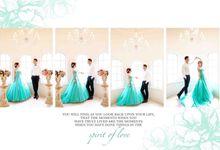 Ellen & Indra by Gorgeous Bridal Jakarta
