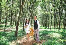 Prewedding Yefta & Yunita by LookArt Digital