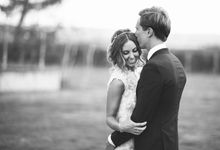 Bec and Rich by Kristen Cook