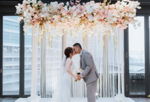 Peggy & Thavin by Story & Matter events