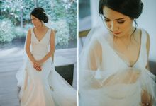 Lily & Jonathan at Tirtha Uluwatu by Evermotion Photography