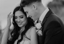 Wedding Andriani & James at Tirtha Uluwatu by Evermotion Photography