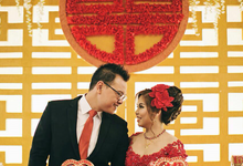 Stevanus & Octavia Engagement by STORYLINE Wedding & Event