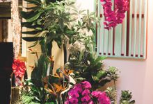 Roots Of Heritage by Fleurs At Marrakesh