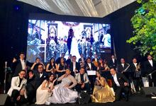 With Regina Idol, Mario G Klau & Gloria Jessica  by Stradivari Orchestra