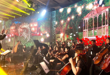 The Sound Of Love - Wedding Concert of Rocky-Yuke by Stradivari Orchestra