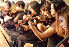 Joshua & Gaby by Stradivari Orchestra