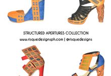 Customized Shoes by Risqué Designs