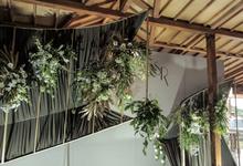 SR Wedding Ceremony by Studio Kure-Kare-Ka