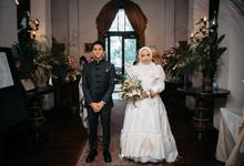 AD Wedding Ceremony by Studio Kure-Kare-Ka