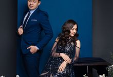 Satria & Eka Studio Prewedding by Satya Photographie