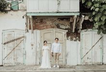 Satria & Eka Prewedding by Satya Photographie