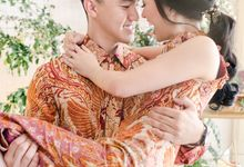 Josh & Dea Valencia Engagement by Satya Photographie