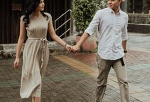Vano & Andy Prewedding by Satya Photographie