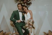 Bride Rachell by Shino Makeup & Hairstyling