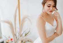 Wanying's Bridal Styleshoot by Allylimmakeup