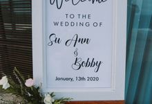 Bobby And Su Ann Wedding by CITTA Wedding