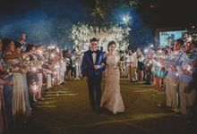 Mr. Ditho & Mrs. Carolina Wedding by Brillington & Brothers