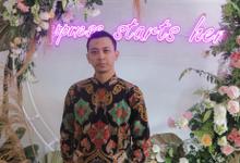 Mc-ing Olivia Tanjung  by Subki Abdul