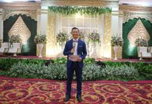 MC Wedding Bagas and Mentari by Subki Abdul