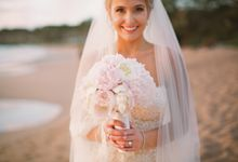 Dreamy Maui Wedding by Anna KIm Photography