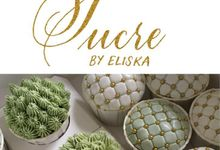 Sucre by Eliska ••• Logo Design by Lemonpassion Calligraphy
