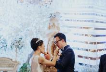 Fanji - Monika Wedding by Sugar Gallery