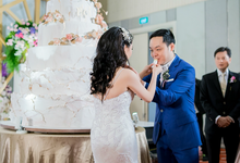 Michael & Villia Wedding by Sugar Gallery