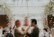 Ivan & Sifra Wedding by Sugar Gallery