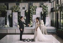 Ariel & Monica Wedding by Sugar Gallery