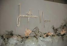 Jonathan & Nova - 7 Sept 2019 by Sugarbee Wedding Organizer