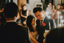 Andrew & Tiffany - 27 November 2019 by Sugarbee Wedding Organizer