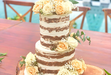 The wedding Of Andre and Monica by sugarbox patisserie