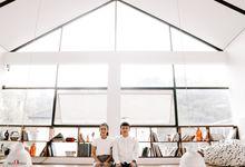Prewedding || Postwedding Sugi & Desti at Bandung by Trickeffect