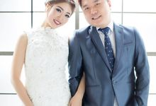 Prewedding Ms Dara by Alexarui Make Up