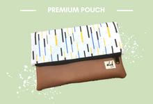 Premium Pouch Kulit Linen by Elok by Ibu