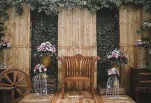 Wedding - Annisa & Aldhy by Sundaydiaries Studio