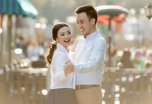 Korea Prewedding of Sundoro & Rini by Kairos Works