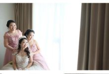 The Wedding Of Devi & Leo by Dini Bridal, Salon & Beauty Course