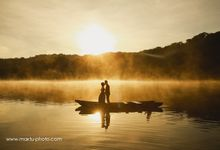 Sunrise Pre Wedding by Maxtu Photography