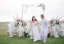 Sunset Garden Ceremony by InterContinental Bali Resort
