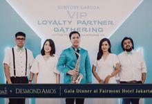 Desmond Amos Entertainment for Suntory Garuda Gala Dinner by Desmond Amos Entertainment