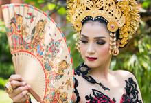 Wedding Bali Traditional by Surya Tan Makeup